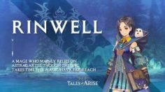 Tales of Arise – Rinwell – Character Introduction