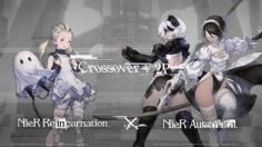 NieR Re[in]carnation | NieR: Automata Crossover Event — Featuring 2P