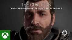 The Coalition – Character Rendering Test on Unreal Engine 5