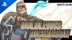 Guilty Gear -Strive- – New Character Reveal: Goldlewis Dickinson | PS5, PS4