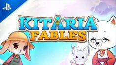 Kitaria Fables – Gameplay Trailer   PS5, PS4