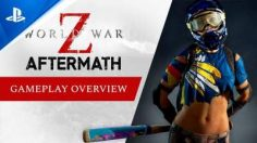 World War Z: Aftermath – Gameplay Overview Trailer   PS5, PS4