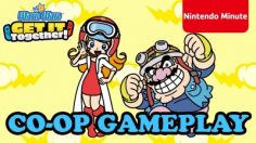 WarioWare: Get It Together! Gameplay Co-op *Microjeux = Macro Problèmes* !