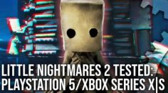 Digital Foundry – Little Nightmares 2 Enhanced Edition PS5 vs Xbox Series X/S – 60FPS! Ray Tracing!