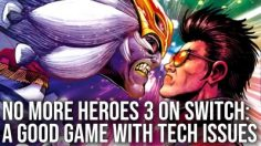 Digital Foundry – Analyse de No More Heroes 3 sur Switch