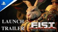 F.I.S.T.: Forged In Shadow Torch – Bande-annonce de lancement | PS5, PS4