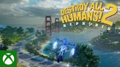 Destroy All Humans 2 – Reprobed – Bande-annonce de gameplay   Xbox