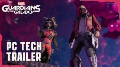 Marvel's Guardians of the Galaxy – Bande-annonce PC Tech