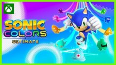 Sonic Colours Ultimate – bande annonce   Xbox