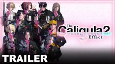 The Caligula Effect 2 : Bande-annonce des personnages (Nintendo Switch, PS4)