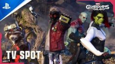 Marvel's Guardians of the Galaxy – Trailer Spot TV | PS4, PS5