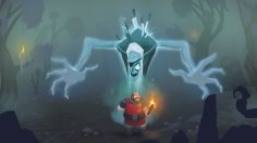 Roleplaying folktale Yaga gets big improvements in The Bad Fate update