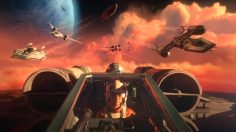 Pilots wanted in Star Wars: Squadrons, coming to PS4 October 2