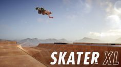 First look at The Big Ramp, Skater XL's colossal desert structure