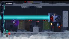 Embrace retro challenge with the color-based action of Pixelbot Extreme