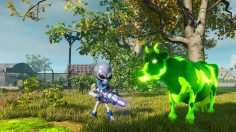 Examining the satirical humor of Destroy All Humans!, out today