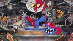 A great slam and then some — Cuphead is out today on PS4