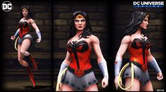 Join the Council of Wonder Women in DC Universe Online
