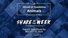 Share of the Week: Ghost of Tsushima – Motion