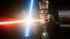7 tips to master the Lightsaber Dojo in Vader Immortal, out now on PS VR