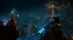 Building a world without Batman: A first look at Gotham Knights