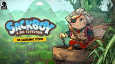 Embark on an epic 3D platform journey in Sackboy: A Big Adventure, coming to PS5