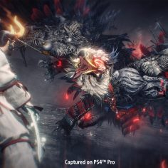 Nioh 2's harrowing final expansion The First Samurai launches today