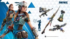 Aloy Arrives in Fortnite as the latest member of the Gaming Legends series
