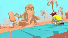 Flip, grind, and bust tricks through your own adventure in OlliOlli World this winter