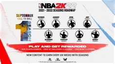 NBA 2K22 brings new Seasons and new discoveries to PlayStation