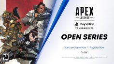 Apex Legends and Rainbow Six Siege join the PlayStation  Tournaments: Open Series