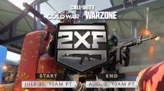 Warzone and Cold War Double Weapon XP Weekend Start Date and Time