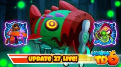 Bloons TD 6 Update v27.0 Patch Notes – New Event, New Tower
