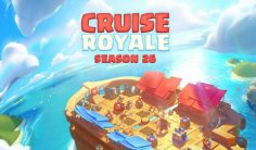Clash Royale Season 26 Cruise Royale Update Patch Notes for August 2