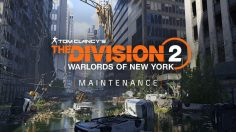 The Division 2 Server Maintenance Schedule for August 24