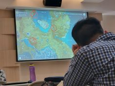 Lecturer Hilariously Uses Genshin Impact's Waypoints Map to Teach