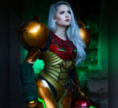 Metroid's Samus Aran Cosplay Is Truly Out of This World