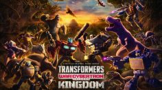 Transformers: War For Cybertron Kingdom – Cast And Characters