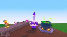 Wacky Wizards New Potions for August 25 Update