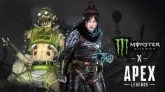 Apex Legends x Monster Energy – How To Redeem Codes For New Skins
