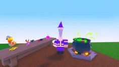 Wacky Wizards Easter Eggs/Secrets Update New Potions and Ingredients