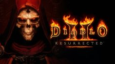What is the release time for Diablo 2 Resurrected?