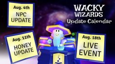 Roblox Wacky Wizards All Potions – Ingredients and Recipe