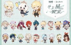 Genshin Impact Cafe Chibi Merch Revealed – What You Need to Know on the Sweets Paradise Collab