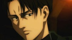 Sculptor Makes Life-Sized Levi Ackerman Bust from Attack on Titan