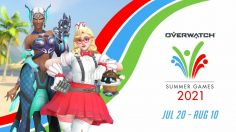 Overwatch Update 3.15 (Today, July 20) – Patch Notes, Summer Games 2021