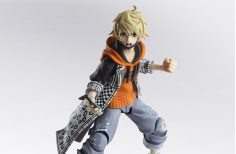 Rindo and Minamimoto Neo TWEWY Bring Arts Figures Revealed – Pre-order, Price