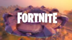 Fortnite Rift Tour Challenge – How To Use An Alien Hologram Pad On Top Of Party UFO