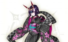 Who is Shuten-Dōji in Fate –  Oni Characters, Japanese Folklore Explained