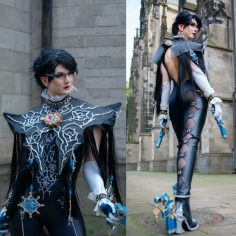 Bayonetta Cosplay Is Dripping in Detail and Utterly Bewitching
